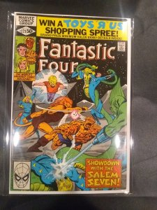 Fantastic Four #223 NM see (1980)