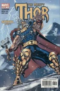 Thor (1998 series) #61, NM + (Stock photo)