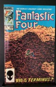 Fantastic Four #269 (1984)