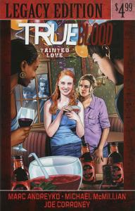True Blood: Tainted Love #1H VF/NM; IDW | save on shipping - details inside