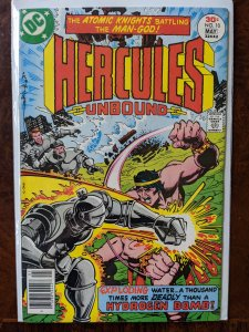 Hercules Unbound #10 (1977)