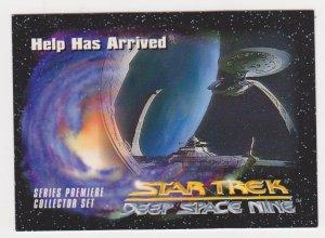 1993 Star Trek Deep Space 9 Series Premiere Set