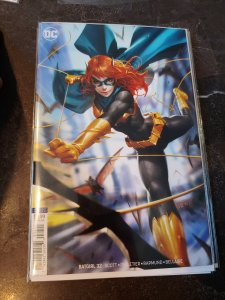 BATGIRL #32 VIRGIN VARIANT NM