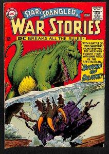 Star Spangled War Stories #122 (1965)