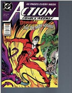 Action Comics #610 (1988)