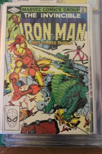 Iron Man 159  NM-