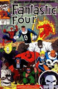 Fantastic Four (1961 series) #349, NM- (Stock photo)