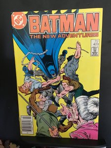 Batman #409 (1987) High-grade Robin origin, Jason Todd!   VF/NM Wow