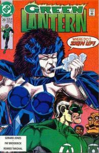 Green Lantern (1990 series) #20, NM- (Stock photo)