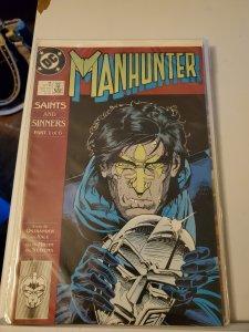 Manhunter #18 (1989)