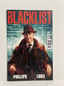 Blacklist #1 (2015) Unlimited Combined Shipping