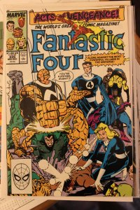 Fantastic Four 335 NM