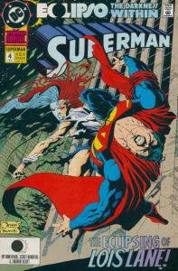 Superman (2nd Series) Annual #4 VF/NM; DC | save on shipping - details inside
