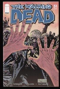 Walking Dead #51 NM+ 9.6