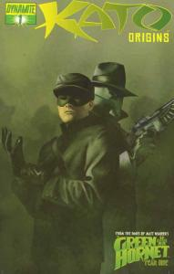 Kato Origins #1 VF/NM; Dynamite | save on shipping - details inside