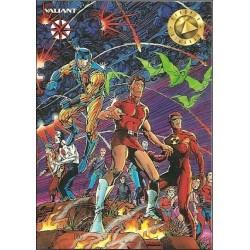 1993 Valiant Era UNITY #0 - Card #94