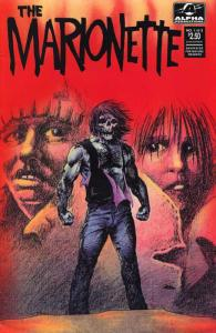 MARIONETTE 1-3  by DCR complete scarce indie story