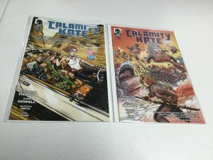 Calamity Kate 1 2 Nm Near Mint Dark Horse Comics