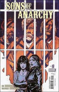 Sons of Anarchy #9 FN; Boom! | save on shipping - details inside