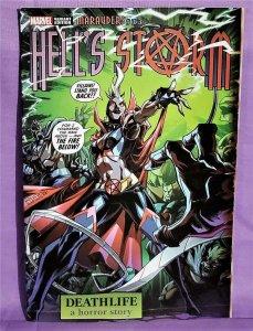 X of Swords MARAUDERS #13 Khary Randolph Horror Variant Cover (Marvel, 2020)!