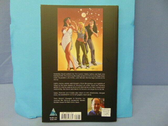 Terry Moore Strangers in Paradise Vol. 17 Tattoo Comic Book TPB Abstract Studio