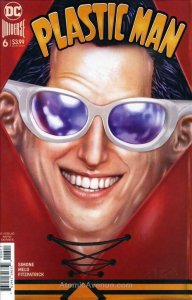 Plastic Man (5th Series) #6 VF/NM; DC | save on shipping - details inside