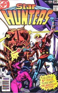 Star Hunters #2 (Jan-78) NM- High-Grade Starhunter