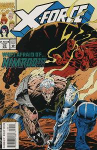 X-Force #35 VF/NM; Marvel   save on shipping - details inside
