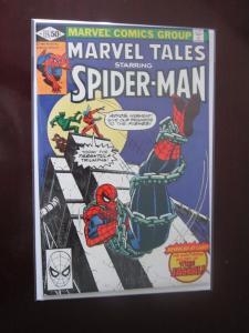 Marvel Tales #125 Direct - Spiderman - VF - 1981
