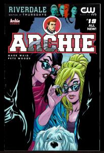 Archie (All New) #19  (Jun 2017, Archie)  8.0 VF