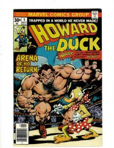 Lot of 12 Howard the Duck Comics #5 6 9 10 11 12 13 14 15 16 17 Annual #1 GK18