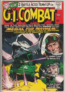 G.I. Combat #115 (Jan-66) FN/VF Mid-High-Grade The Haunted Tank
