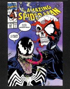 Amazing Spider-Man #347: Facsimile Edition #1 (2020)