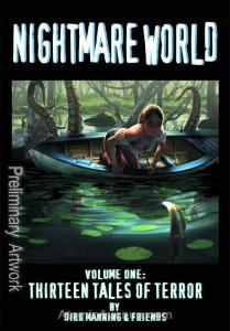 Nightmare World (Image) #1 (2nd) VF/NM; Image   save on shipping - details insid