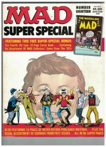 MAD SPECIAL (1976) 19 F 200 YR OLD MADDE BOOK