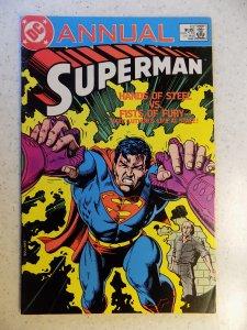 SUPERMAN ANNUAL # 12