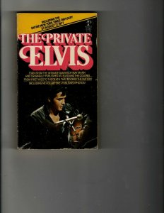 3 Books The Private Elvis Trumpet in the Dust Rawhide Range Western Mystery JK33