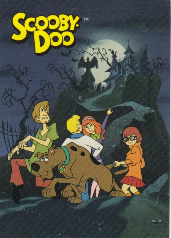 SCOOBY DOO WHERE ARE YOU?#46  CARD BY CARDZ
