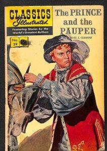 Classics Illustrated #29