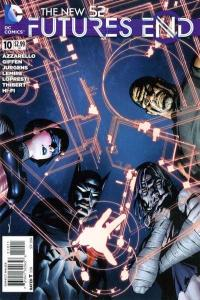 New 52: Futures End #10, NM (Stock photo)