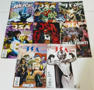 JSA Comic Book Lot of (8) DC Power-Girl CL#050