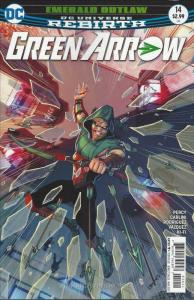 Green Arrow (6th Series) #14 VF/NM; DC | save on shipping - details inside