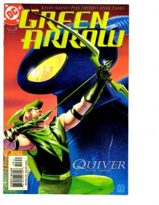 5 Green Arrow DC Comic Books # 3 5 6 7 9 Quiver Kevin Smith Spectre Queen BH27