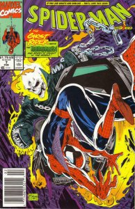 Spider-Man #7 (Newsstand) VF/NM; Marvel   save on shipping - details inside