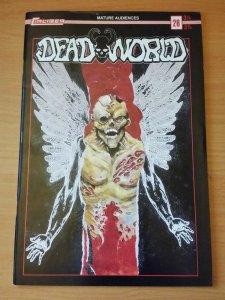 Deadworld #26 Variant Cover ~ VERY FINE - NEAR MINT NM ~ 1993 ARROW COMICS