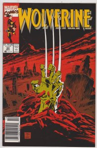 Wolverine #33