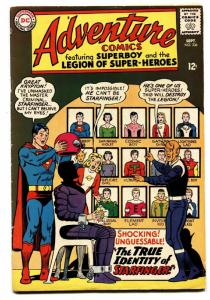 ADVENTURE COMICS #336 comic book-SUPERBOY-STARFINGER REVEALED-DC FN