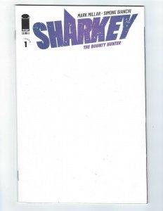 Sharkey The Bounty Hunter # 1 Variant Cover F Image NM Netflix