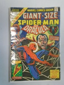 Giant Size Spider-Man #1 4.0 VG (1974)