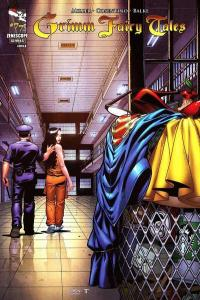 Grimm Fairy Tales #77, NM + (Stock photo)